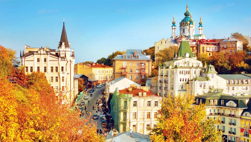 Kiev-and-tourism