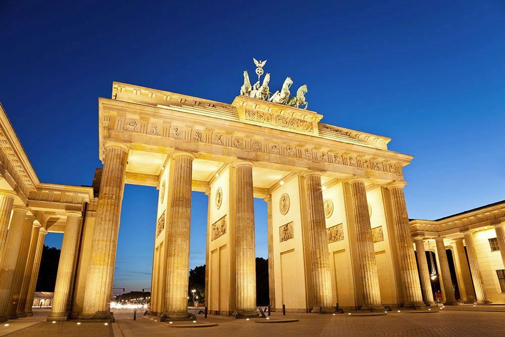 Германия для любимых. Берлин — Потсдам. Выезд из Могилева 28 апреля  2018